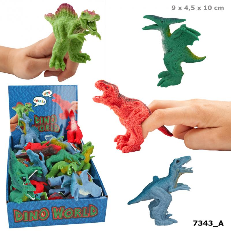 Dino World Fingerdukke